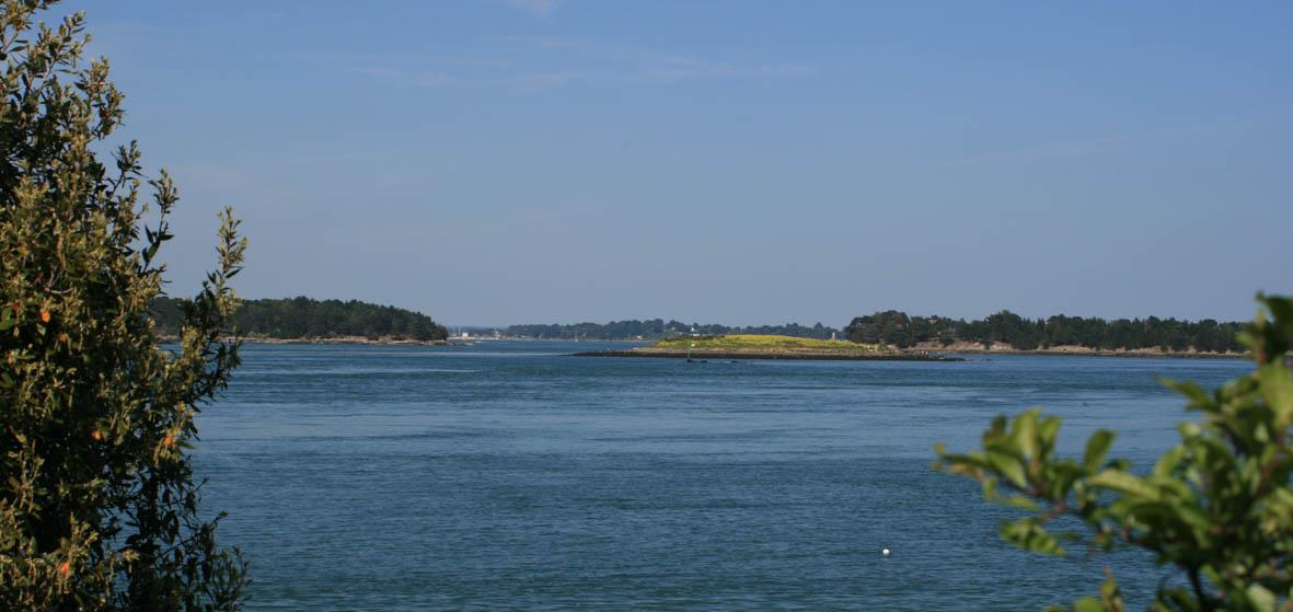 Le Golfe du Morbihan à portée de Kayak #2