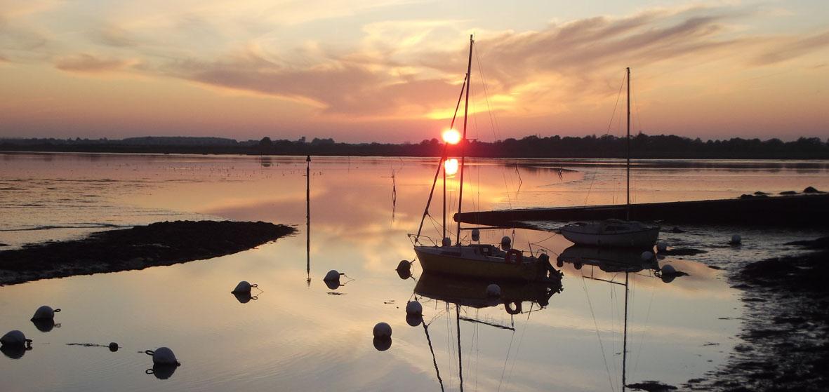 Le Golfe du Morbihan à portée de Kayak #4