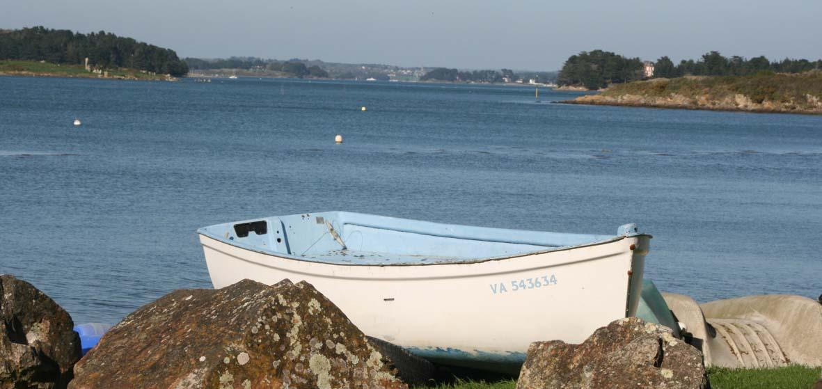 Le Golfe du Morbihan à portée de Kayak #5
