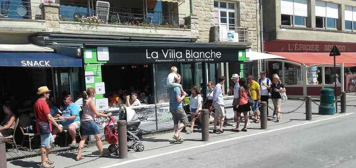 Expérience gourmande à La Villa Blanche