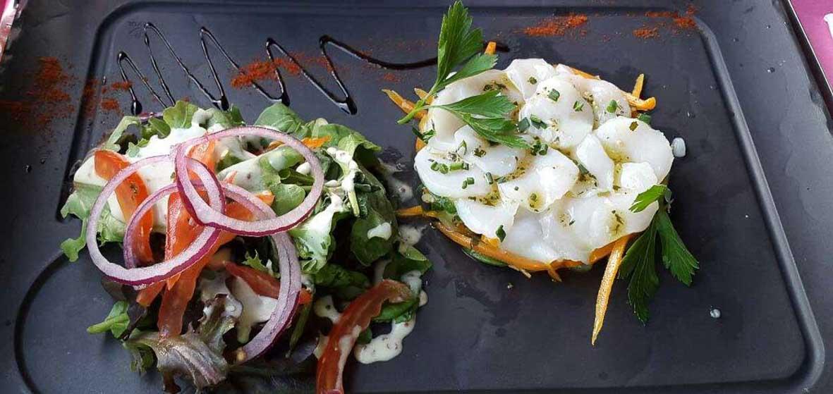 Instant gourmand à La Moulinière #4