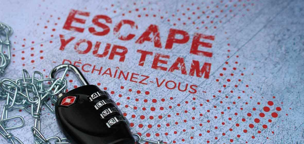 Escape your team #1