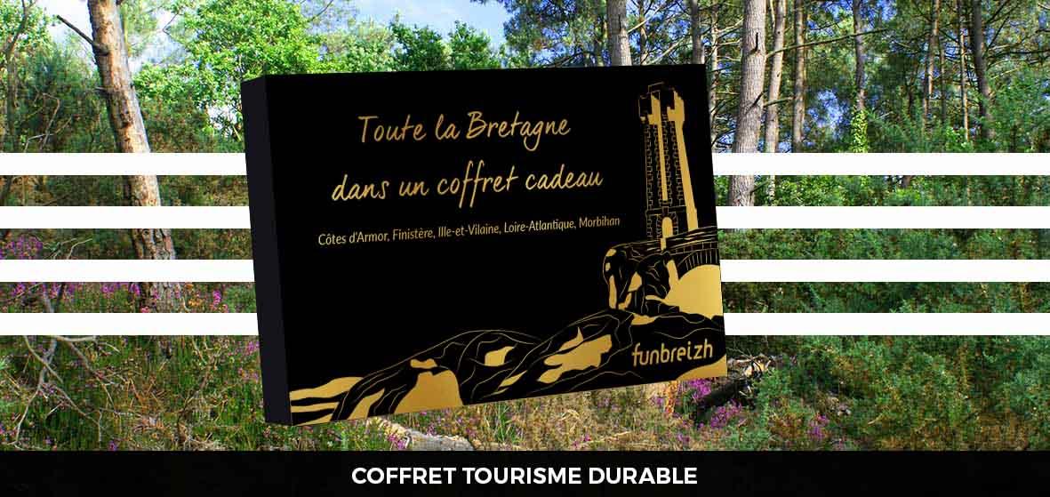 Coffret Tourisme Durable Funbreizh