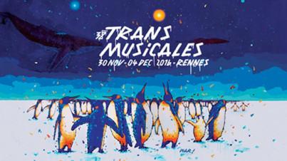 Trans Musicales 2016 actualité