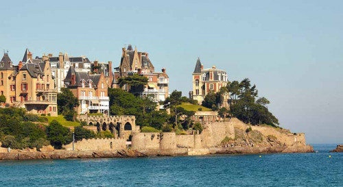 Week-end authentique et ludique en baie de Saint-Malo