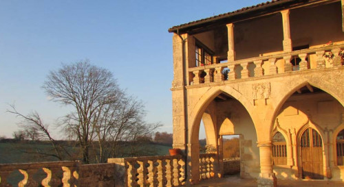 Voyage dans le temps en Poitou